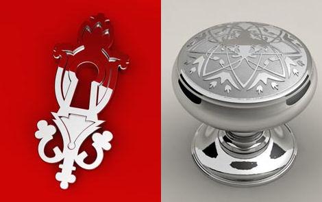 sa baxter custom hardware Architectural hardware from SA Baxter   fine decorative hardware
