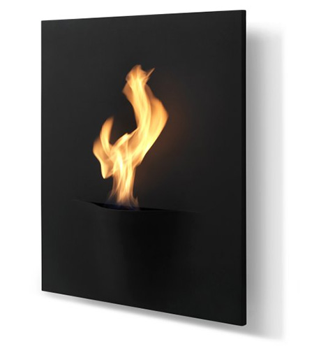 safretti gaya fireplace1 Eco fireplace for inside or outside the home   a new, exclusive fireplace Gaya by Safretti