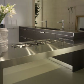 Contemporary Kitchen from Salvarani – the Pk kitchen