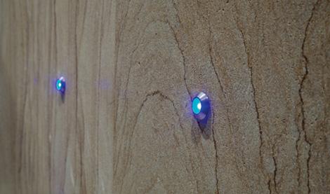 salvinistile marmo light star 1 Decorative LED Lights   Marmo LED lighting by Salvinistile