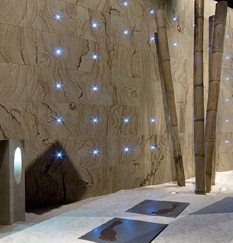 salvinistile marmo light star 2 Decorative LED Lights   Marmo LED lighting by Salvinistile