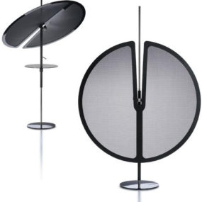 Modern Patio Umbrellas – Nenufar contemporary parasols by Samoa Design