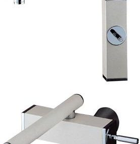 Japanese Faucets – Toh kitchen tap by San-Ei