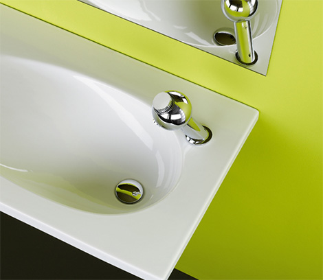 Sanindusa Aple bathroom faucet