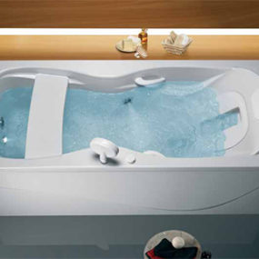 Whirlpool Bathtub from Sanindusa – Bodyline Bathtub for Ultimate Relaxation