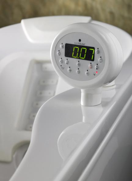 Bodyline whirlpool control