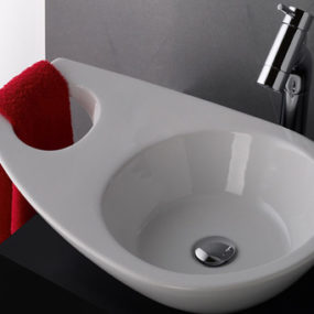 Cool Bathroom Sinks – recycled sink by Sanindusa