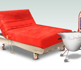 Sapapa Bedmate – the extreme multimedia bed