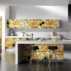 Karim Rashid Kitchen from Scavolini – Crystal