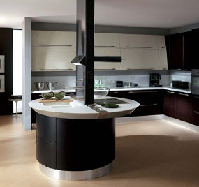 Scavolini Contemporary Kitchen – new Flux kitchen