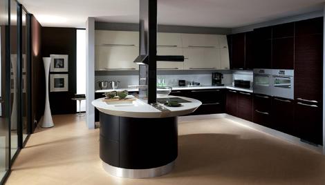 Scavolini Contemporary Kitchen – new Flux kitchen