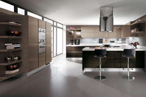 Nice Scavolini Kitchen Scenery 2