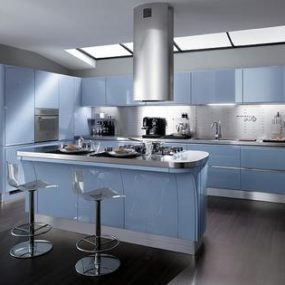 New Tess Modern Kitchen from Scavolini will transcend trends…