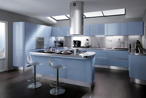 scavolini kitchen tess thumb New Tess Modern Kitchen from Scavolini will transcend trends…