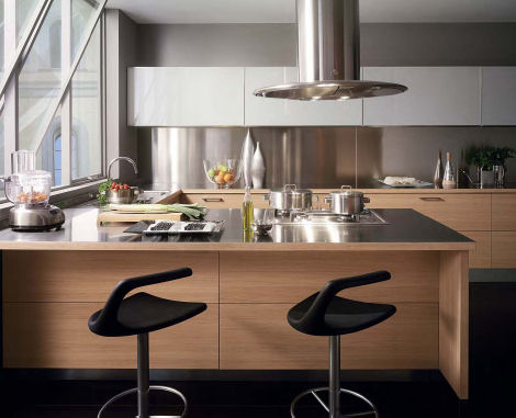 scavolini mood kitchen light Scavolini contemporary kitchen   the new Mood kitchen design