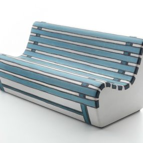 Scented Sofa: Summertime by Valerio Berruti for Gufram