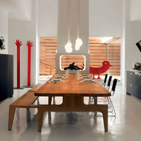 Interesting Kitchens – Urban Kitchen Design by Schiffini