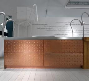 Modern Kitchen Haebereli from Schiffini – new concept kitchen