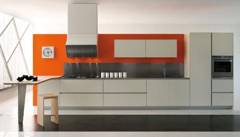 schiffini kitchen g one 1 Modern White Kitchens   new kitchen G one from Schiffini