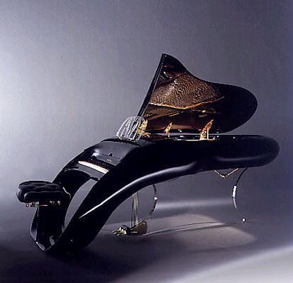schimmel colani pegasus 208 p piano Schimmel Pegasus Grand CC 208 P Piano   the piano of the future