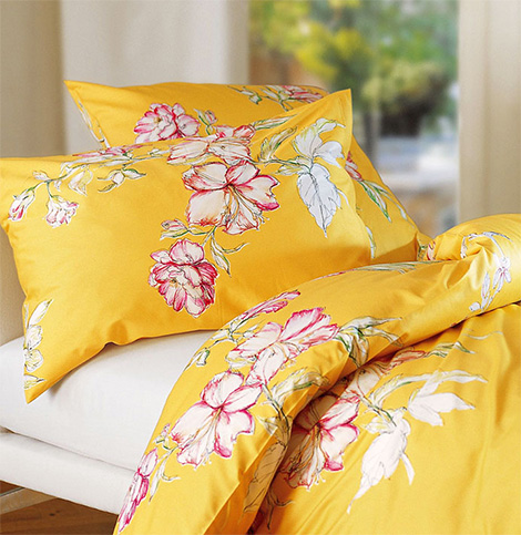 schlossberg belize linens Luxury Bed Linens from Schlossberg of Switzerland – finally, it feels like spring again!