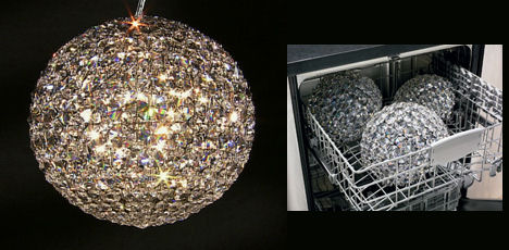 schonbek da vinci dishwasher chandelier Crystal Chandelier that is dishwasher safe!    Schonbek Da Vinci crystal chandeliers