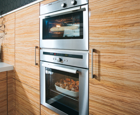 Schueller Avantgarde - built-in kitchen appliances