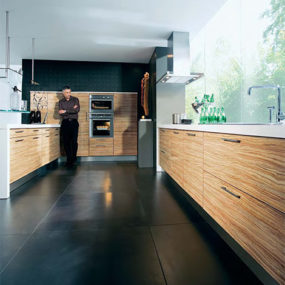 Bright and Breezy Kitchen from Schuller – Avantgarde kichen line