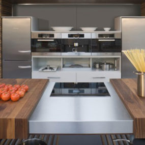 Contemporary Kitchen by Schulte Design – new 'smart' Grace 2 kitchen in wood