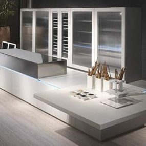 Remote Controlled Kitchen from SCIC – Conchiglia 08