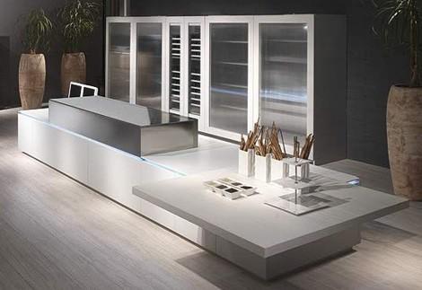 scic kitchen conchiglia 08 1 Remote Controlled Kitchen from SCIC   Conchiglia 08