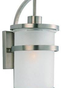 Eternity Outdoor Lantern from Sea Gull Lighting – contemporary outdoor lighting