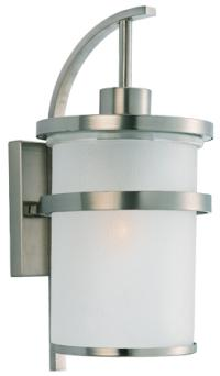 Eternity Outdoor Lantern from Sea Gull Lighting – contemporary outdoor lighting