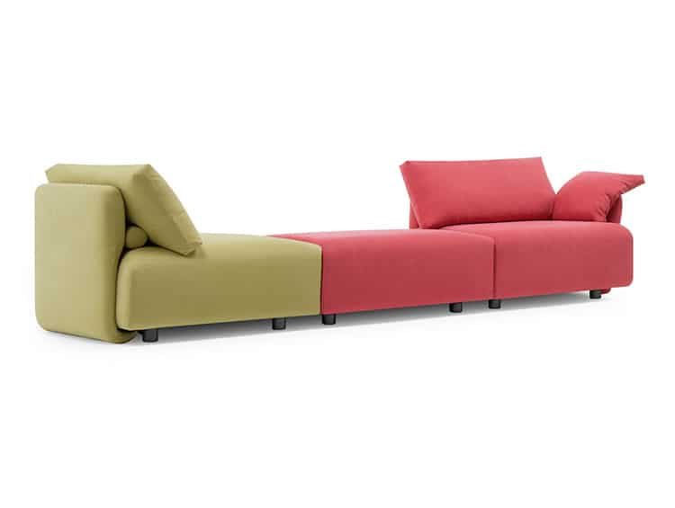 View In Gallery Sectional Convertible Sofa With Storage Box By Futura