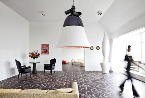 Ultra Modern Flooring by Senso seamless resin floors Impressions
