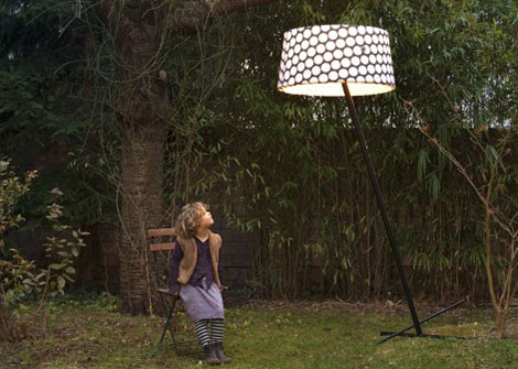 serien lighting slant XL floor lamp