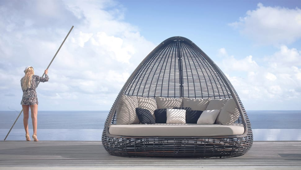 Genial View In Gallery Shade Daybed Skyline 1