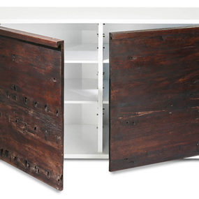 Shipwood Furniture made of Recycled Ships