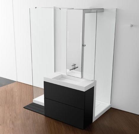 shower basin combo roca 1