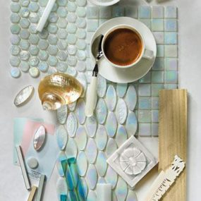 Sicis Neoglass collection – the floor glass mosaic from the Art Factory