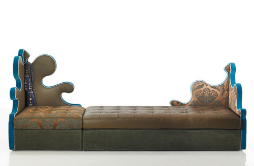 Sicis Sofa Belisaire 1 Artsy Furniture By Sicis Theodora Collection