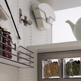 Kitchen Storage Solutions – new SieMatic MultiMatic system