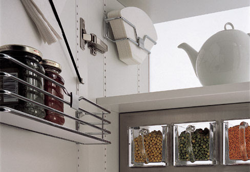 siematic multimatic kitchen storage space Kitchen Storage Solutions   new SieMatic MultiMatic system