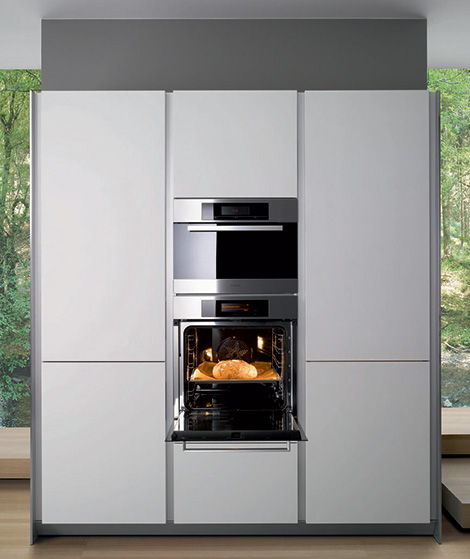 siematic s1 kitchen built in appliances SieMatic S1 Kitchen   the future of the kitchen design