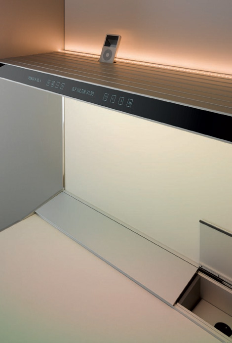 siematic s1 kitchen smart board