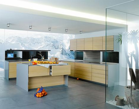 siematic s1 kitchen thumb SieMatic S1 Kitchen   the future of the kitchen design