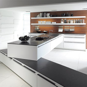 Modern Kitchen from SieMatic – SC 61 kitchen redefines home space
