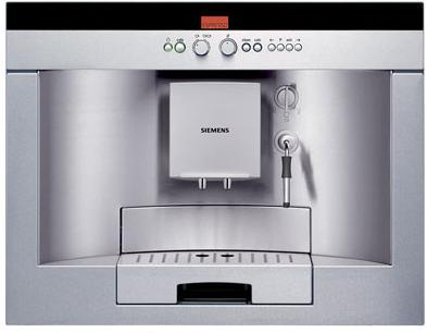 Siemens automatic coffee centre – your home coffee shop