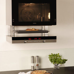 LiftMatic oven from Siemens