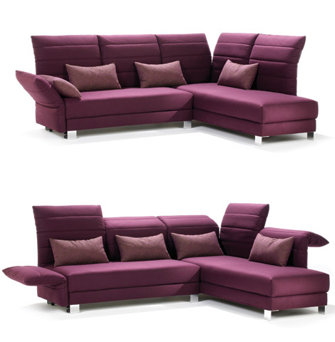 Modern Sofa Bed By Signet Folding And Reclining Ubos Sofa